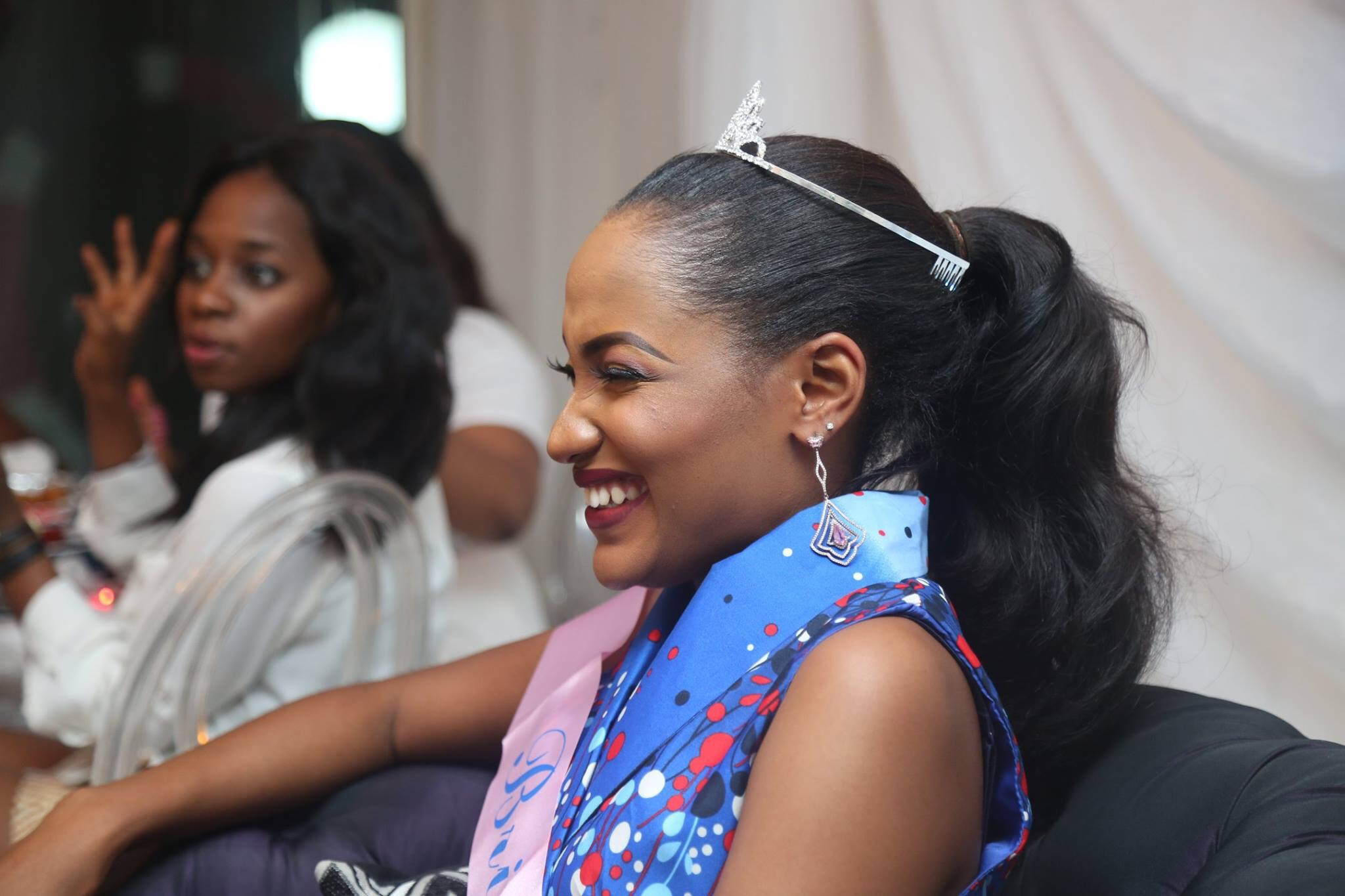 photos from yetundes british themed bridal shower party